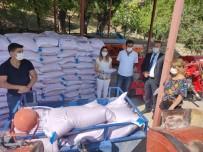Çiftçilere 26 Ton Buğday Tohumu Dağıtıldı