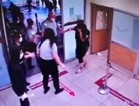 POLİS - Hastaneyi birbirine katan kadın! Adliyede de taşkınlık çıkarttı!