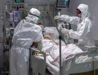 KORONAVİRÜS - Koronavirüs insanı günden güne böyle ele geçiriyor!