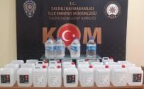Manisa'da Sahte İçki Ve Uyuşturucu Operasyonu