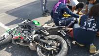 Mardin'de Motosiklet Sürücüsü Yolcu Otobüsünün Altına Girdi Açıklaması 1 Ölü