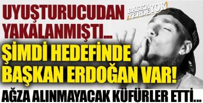 Şarkıcı Ezhel Başkan Erdoğan'a küfür etti!