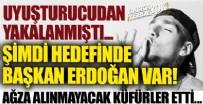 INSTAGRAM - Şarkıcı Ezhel Başkan Erdoğan'a küfür etti!