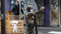 PARIS - Şehrin ortasında silahlı saldırı!