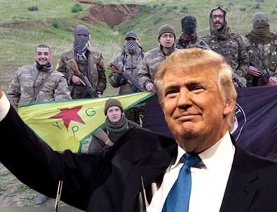 Trump kararını verdi! Terör örgütü!