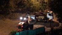 Yusufeli'de 20 Dakikalık Yağış Yaşamı Olumsuz Etkiledi