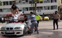 POLİS - Emekli denizaltı subayı harakiri yaparak intihar girişiminde bulundu!
