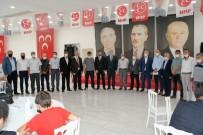 Manyas MHP'de Taşkın Güven Tazeledi
