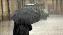 DOĞU KARADENIZ - Meteorolojiden kuvvetli yağış uyarısı!