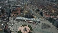 CUMHURBAŞKANLIĞI KÜLLİYESİ - Taksim Camii'nde sona gelindi!