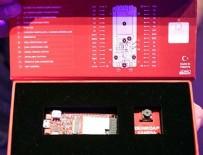 BLUETOOTH - Yerli üretim 'Deneyap Yazılım Kartı' TEKNOFEST'te tanıtıldı
