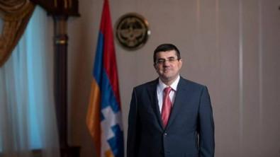 Azerbaycan'dan ağır darbe yiyen Karabağ'ın sözde liderinden itiraf: Kaybettik, düzinelerce ölü var