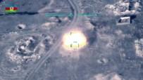 SAVUNMA BAKANLIĞI - Azerbaycan, Ermeni hedefleri yok etti
