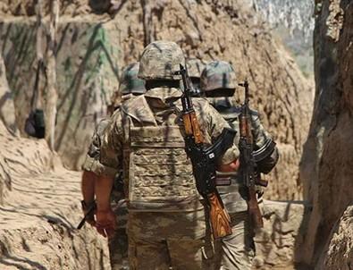 Azerbaycan ordusu 6 köyü Ermeni işgalinden kurtardı