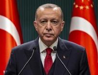 MINSK - Başkan Erdoğan'dan Azerbaycan'a destek mesajı: Tüm imkanlarımızla yanlarındayız...