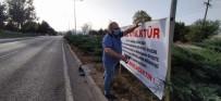 YARGıTAY - D-100 karayolu Ankara yönü kapanabilir