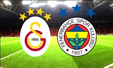 Galatasaray - Fenerbahçe maçı sona erdi