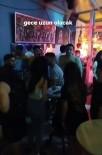 (Özel) Taksim'de Salgına Rağmen Açılan Gece Kulüplerinde Kuralsız Eğlenceler Kamerada