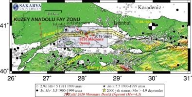 Marmara depremi için şoke eden açıklama!