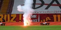 SÜPER LIG - Seyircisiz oynanan derbiye 'dışarıdan müdahale'