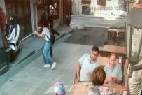 POLİS - Genç kızın dehşeti yaşadığı kapkaç kamerada