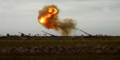 Azerbaycan Ermenistan'ı böyle vurdu!