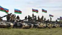 SAVUNMA BAKANLIĞI - Azerbaycan ordusu kontrolü ele geçirdi... Ermeniler geri çekiliyor