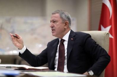 Bakan Akar'dan Azerbaycan'a destek açıklaması
