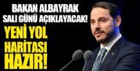 BERAT ALBAYRAK - Bakan Albayrak salı günü açıklayacak!