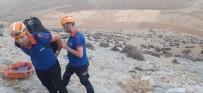 Dağda Mahsur Kalan Vatandaşı AFAD Kurtardı