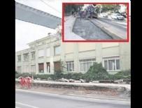 GENEL SEKRETER - İBB, 3 ay önce yapılan yaya kaldırımını kırarak cep park yapmaya başladı!
