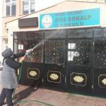 Yeşilhisar'da Salgın Dönemi Tedbirleri İle Okullar Eğitim Öğretime Hazır