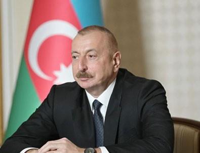 Azerbaycan Cumhurbaşkanı da o iftirayı yalanladı!