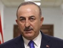 UKRAYNA - Bakan Çavuşoğlu: Bu meseleyi kökten çözmek istiyoruz