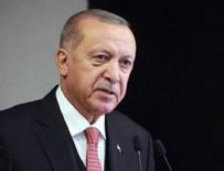 KUVEYT - Başkan Erdoğan'dan başsağlığı mesajı!