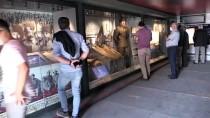 Çanakkale Savaşları Mobil Müzesi, Ağrılılarla Buluştu