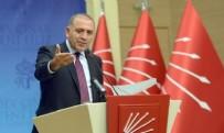 GÜRSEL TEKİN - CHP İstanbul milletvekili Gürsel Tekin'den Kaftancıoğlu'na sert tepki