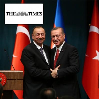 Ermenistan'a tek laf etmeyen İngiliz gazetesi okları yine Erdoğan'a çevirdi!