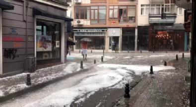 İstanbul'da korkutan görüntüler!