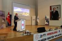 AİÇÜ Rektörü Prof. Dr. Karabulut Ağrı Turizm Sektör Toplantısına Katıldı