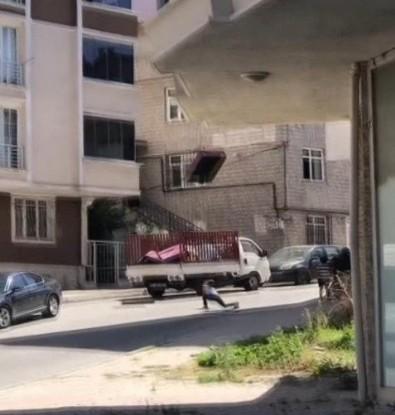 Arnavutköy'de akılalmaz görüntü!