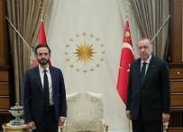 CUMHURBAŞKANLIĞI KÜLLİYESİ - Başkan Erdoğan'dan kritik kabul!