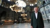 İNGILIZCE - Erdoğan'dan Ayasofya talimatı!