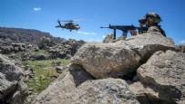 TÜRK SILAHLı KUVVETLERI - İHA ve SİHA'lardan PKK'ya ağır darbe