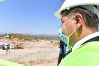 Jeotermal Sebze Meyve Kurutma Tesisinin Temeli Atıldı