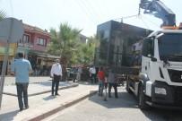 Manyas'a Büyükşehir Belediyesinden Akıllı Durak