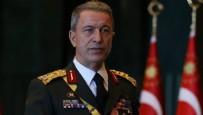 ÇATIŞMA - Milli Savunma Bakanı Hulusi Akar net konuştu! 'Geldikleri gibi giderler'