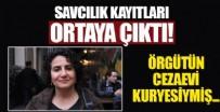 İSTANBUL CUMHURIYET BAŞSAVCıLıĞı - Savcılık kayıtları ortaya çıktı! Örgütün cezaevi kuryesiymiş