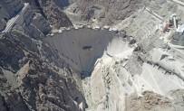 Yusufeli Barajı'nın İnşaatında Sona Yaklaşılıyor