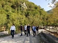 Kaymakam Sağlam, Vali Çakır'a Çalışmaları Anlattı